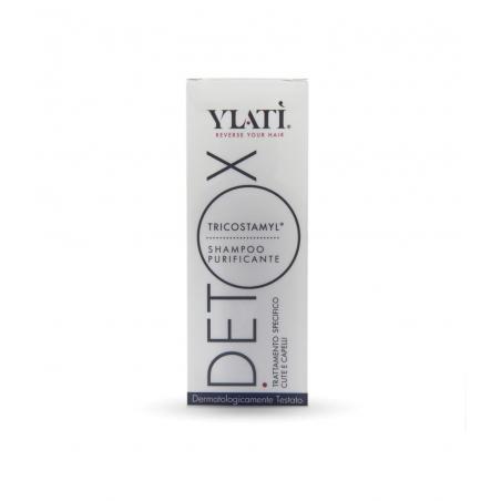 Shampoo detossinante prurito